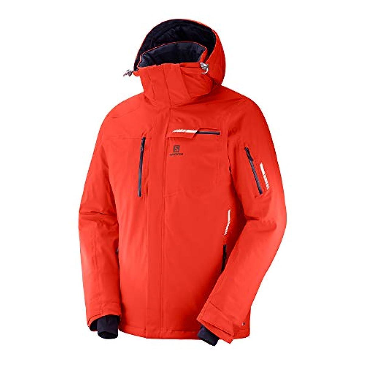 [해외] 살로몬SALOMON 스키 웨어 맨즈 재킷 BRILLIANT JACKET MEN 브릴리언트 재킷 맨즈 사이즈S~L
