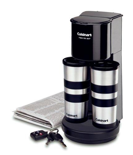 Best Cuisinart TTG-500 Two-to-Go Coffeemaker (online)