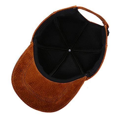 de Talla única para Ting Hombre Gorra Sandy marrón marrón béisbol xnE8wSIz