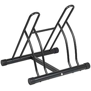 Amazon.com: Topeakmart Two Bike Floor Stand Cycling Rack