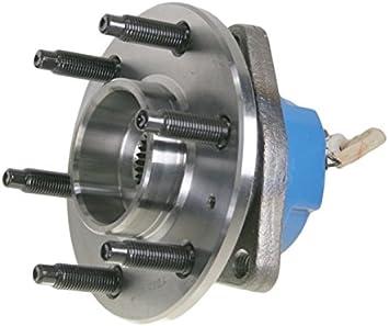 Rear Wheel Hub /& Bearing 6 Lug LH or RH for 04-07 Cadillac CTS-V