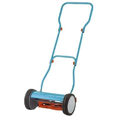 Gardena 4020 12-Inch Silent Push Reel Lawn Mower 300