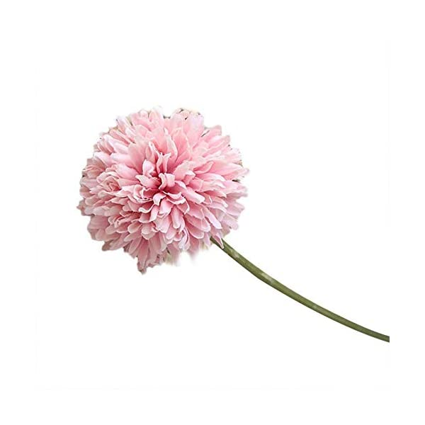 MARJON FlowersArtificial Chrysanthemum Cloth Real Touch Fake Flowers Home Wedding Decorative Simulation Flowers Useful and Practical
