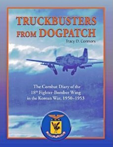 Fighter Wing Patch (TRUCKBUSTERS FROM DOGPATCH: The Combat Diary of the 18th Fighter-Bomber Wing in the Korean War,)