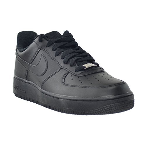 Nike Air Force 1 07 Womens Shoes Black/Black 315115-038 awpfIApQY4
