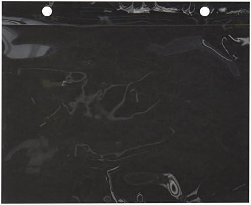 Deg 69110 Indent 90lb 11-Inch x 9-Inch Ivory Reinforced Business Paper Flip Folder