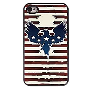 DD Eagle Design Aluminum Hard Case for iPhone 4/4S