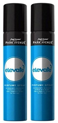 Park Avenue Elevate Perfume Spray, 100g (Pack Of 2)