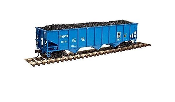 Atlas ATL20003850 HO Trainman 70-Ton 9-Panel Hopper PMCX #018