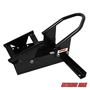 Extreme Max 5001.5010 Standard Motorcycle Wheel Chock