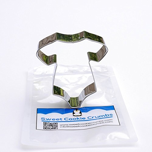 Onesie Cookie Cutter Stainless Steel product image