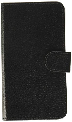 i-Blason Case Designed for iPhone 6s Plus, [Wallet Case] KickStand iPhone 6 Plus Case 5.5 Inch Leather Cover with Credit Card [ID Holders] (Black)