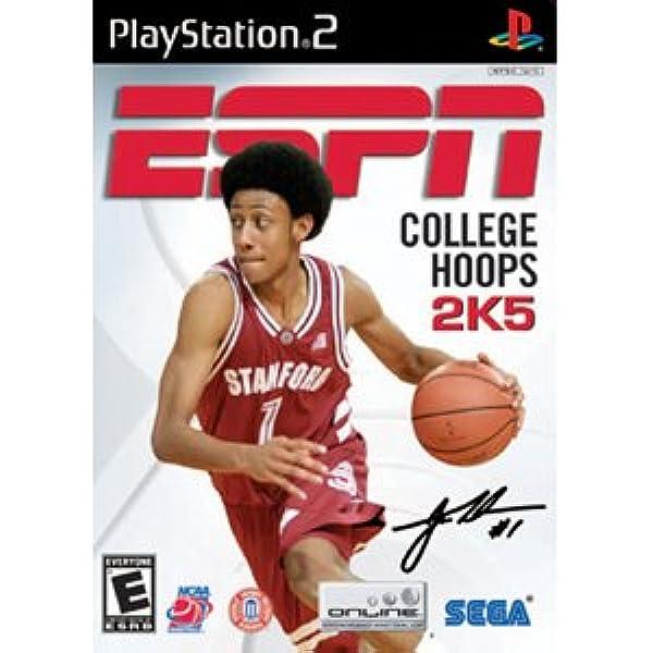 Amazon Com Espn College Hoops 2k5 Video Games