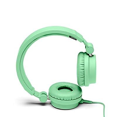 Urbaners Zinken DJ Headphones - Mint (Green)