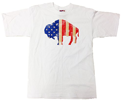 Made In America Store American Buffalo Tee (3XL, - In Buffalo Ny Stores