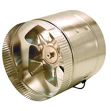 Sunleaves In-Line Duct Fan 6