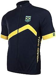 Barbedo Sports, Camisa Raglan Time Brasil