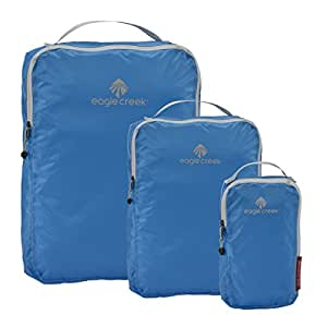 Eagle Creek Hardside Luggage Set, 2 Piece, Brilliant Blue, 36 Centimeters 104EC411681531004