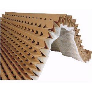Filtre Carton Plissé + Média Synthétique 0.90 X9.2M Max Line