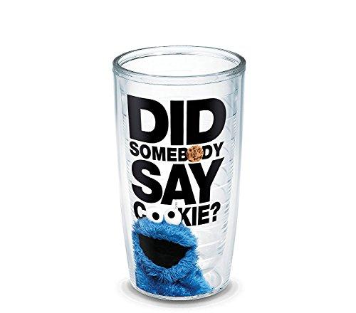 - Tervis Sesame Street Did Somebody Say Cookie 16 oz Tumbler