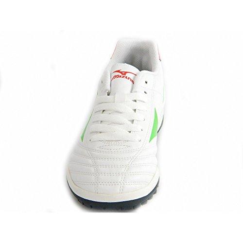 Mizuno - Mizuno Hallenfußball Schuhe Herren weiss grün Fortuna 4 As 36832