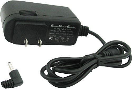 Super Power Supply® AC / DC 4.5V Adapter Charger Cord For Dream Lites Pillow Pets Wall Barrel Plug