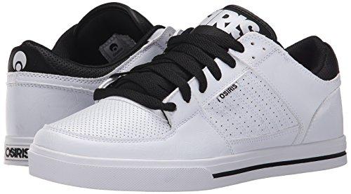 Osiris Protocol Hombre US 8 Blanco Deportivas Zapatos