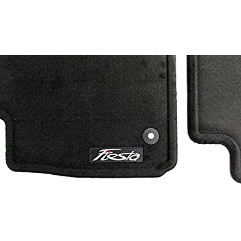 OEM Ford Fiesta Floor Mats - Carpeted 4-piece Charcoal Black Front and  sc 1 st  Amazon.com & Amazon.com: WeatherTech 443231 FloorLiner: Automotive markmcfarlin.com