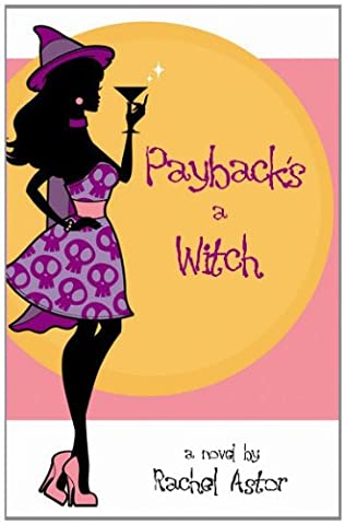 book cover of Payback\'s a Witch