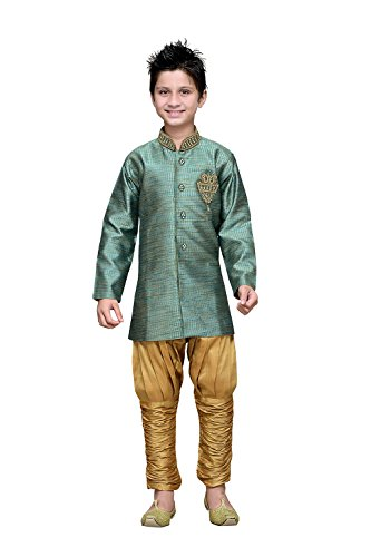 The Stylam Indian Designer Partywear Ethnic Wedding Rama Green Wedding Readymade by The Stylam