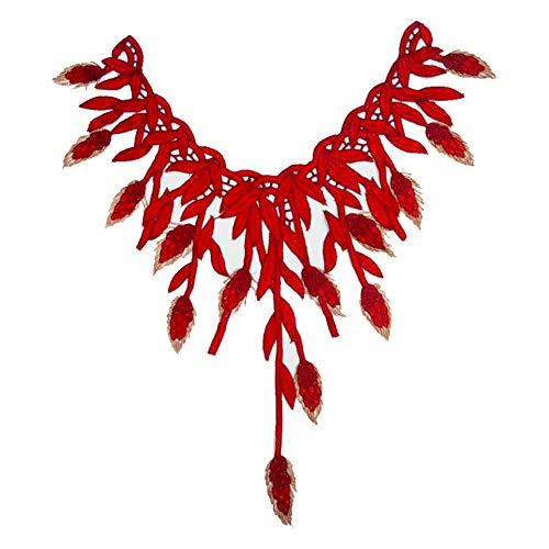 Vi.yo ワッペンアップリケ 刺繍パッチ 女性 服の装飾 DIY用 アクセサリー 工芸 ギフトの商品画像