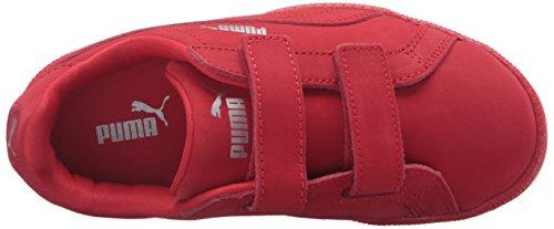 Puma Smash Nbk V Kids Sneaker High Risk Red