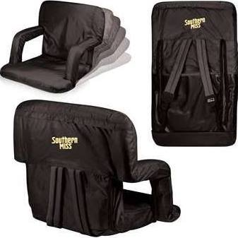 NCAA Southern Mississippi Golden Eagles Ventura Portable Reclining Seat