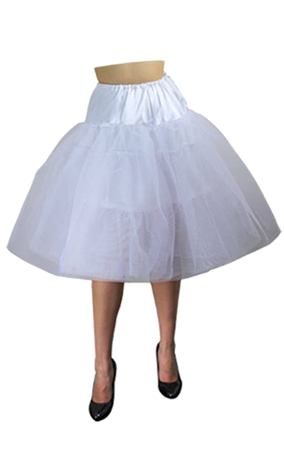 Chic Star White Petticoat