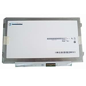 """Pantalla 10.1"""" LED 1024x600 para ordenador portatil Acer Emachines 355-131G25ikk PAV70 - Visiodirect -"""