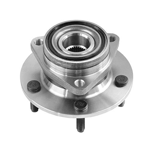 DRIVESTAR 515006 New Front Wheel Hub & Bearing for 94-99 Dodge Ram 1500 Pickup 4WD 4x4