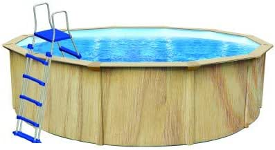 K2O Piscina Desmontable de Acero Irati 300x120 cm Depuradora de Arena de 2.006 litros/Hora - KSM1009: Amazon.es: Jardín
