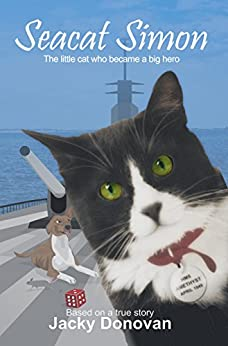 Seacat Simon: The little cat who became a big hero (Animal heroes) by [Donovan, Jacky]