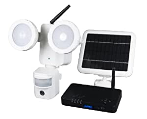 Amazon Com Xepa Psd3 Solar Powered Led Security Camera