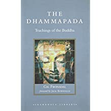The Dhammapada: Teachings of the Buddha