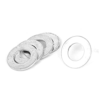 eDealMax 14 mm x 28 mm x 2 mm zincado Planas Pads Arandelas Juntas sujetadores GB97 5PCS: Amazon.com: Industrial & Scientific