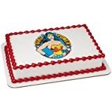 Wonder Woman Licensed Edible Cake Topper #37416 by DecoPac