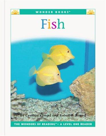 Fish (Wonder Books Level 1 Pets) PDF
