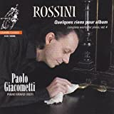Rossini - Complete Piano works vol.4 [Hybrid SACD]
