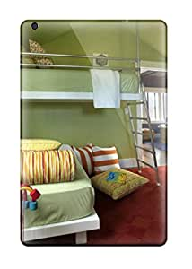 irene karen katherine's Shop 9778578J21945853 Case Cover Protector For Ipad Mini 2 Kids Bedroom With Green Walls Platform 038 Suspended Bed Case