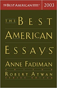 best american essays 2009 review Books similar to the best american essays 2009 english 12 essay, good fortune documentary review essays to avoid plagiarism in your written research paper.