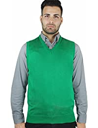 Solid Color Sweater Vest