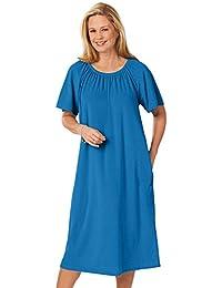 Terry Pop-Over Dress