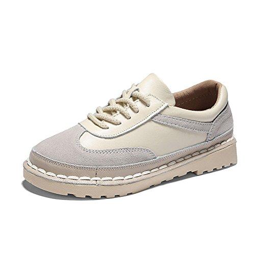 Flat Bottom À 01 cn36 Simples Chaussures Nan Choisir De 02 Mori Couleur Girl Eu36 Taille Summer Pour Femmes Trois Series Retro Couleurs uk4 w8wCv0q1