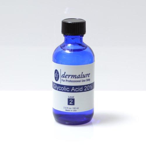 Glycolic Acid Peel 20% 1oz. 30ml (Level 2 pH 1.6)